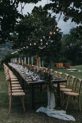 bohochic wedding